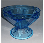 Mini Taça Azul - Unidade