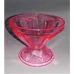 Mini Taça Rosa - Unidade