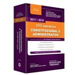 Mini Vade Mecum Constitucional e Administrativo - Rt