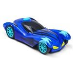 Mini Veículo - Carro Luminoso - PJ Masks - Azul - Dtc