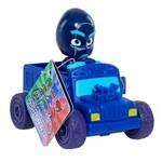 Mini Veiculo com Personagem PJ Masks - Ninja Noturno