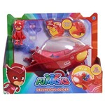 Mini Veiculo com Personagem Pjmasks Corujita 4160 Dtc