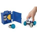 Mini Veículo Customizável - Blaze - Azul - Mattel