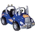 Mini Veículo Infantil a Pedal Caminhão Azul - Calesita
