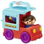 Mini Veículo Playskool - Caminhão de Lanches - Hasbro