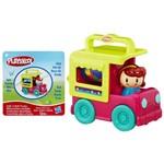 Mini Veículo Playskool - Caminhão de Sorvete - Hasbro