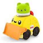 Mini Veículo - Roda Livre - Animalzinho - Trator - Fisher-price