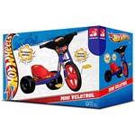 Mini Velotrol Hot Wheels - Bandeirante