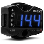 Mini Voltímetro Digital Stetsom Mini Vt Led Azul