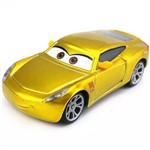 Miniatura - 1:55 - Cruz Ramirez Metálica - Filme Carros - Disney Pixar - FWL07