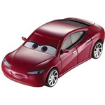 Miniatura - 1:55 - Natalie Certain - Filme Carros 3 - Disney Pixar - FFJ77