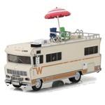 Miniatura - 1:64 - 1973 Winnebago Chieftain - The Walking Dead - Greenlgiht