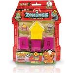 Zomlings Bairro Zombie Serie 1
