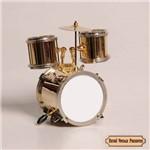Miniatura de Bateria Musical