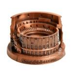 Miniatura Decorativa Coliseu - Roma - de Ferro