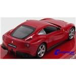 Miniatura Ferrari F12 Berlinetta Vermelho Hot Wheels 1/24