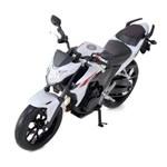 Miniatura Welly 1:10 Moto Honda Cb 500 F