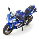 Miniatura Welly 1:10 Moto Yamaha Yzf R1