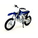 Miniatura Yamaha Yz450f Azul Maisto 1/12