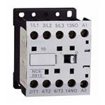 Minicontator Tripolar Trc9-0901 9a 220v 1na - Tramontina