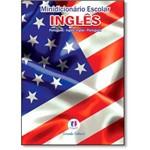 Minidicionário Escolar Inglês: Português-inglês - Inglês-português - Papel Jornal