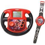 Minigame e Relógio Digital - Hot Wheels Batle Force - Candide