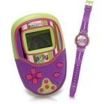 Minigame + Relógio Polly - Candide