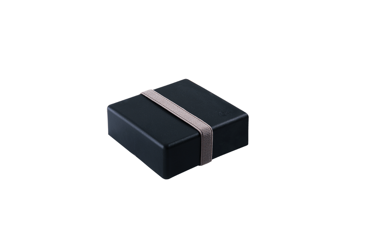 Mininecessária Soft 11 X 11 X 4,5 Cm Fume Coza