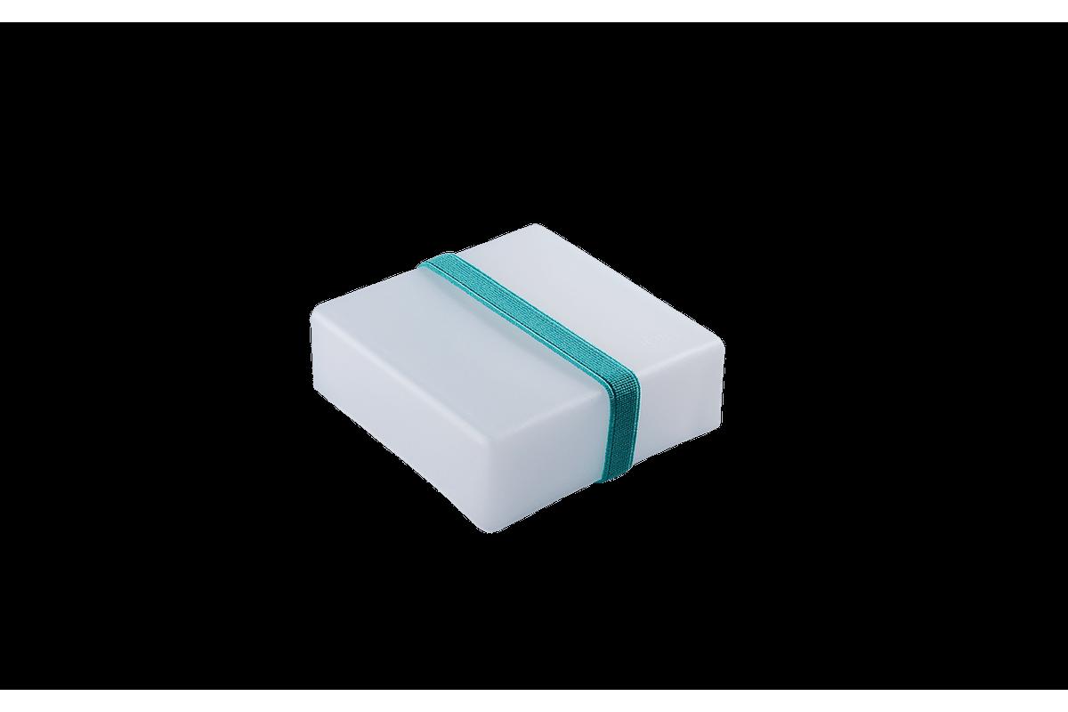 Mininecessária Soft 11 X 11 X 4,5 Cm Natural Coza