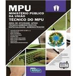 Ministerio Publico da Uniao - Tecnico Administrativo