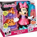 Minnie Desenhos Mágicos Mattel