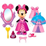 Minnie Princesa Mickey Mouse Clubhouse - Mattel