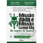 Missao Dada e Missao Cumprida - Saraiva