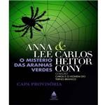 Misterio das Aranhas Verdes, o - 25 Ed