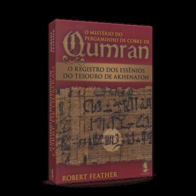 Mistério do Pergaminho de Cobre de Qumran, o