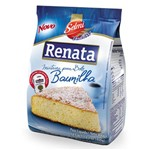 Mistura para Bolo Baunilha 400g - Renata