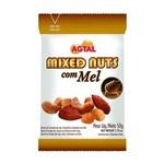 Mixed Nuts com Mel 50g Agtal