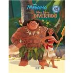 Moana: Meu Livro Divertido - 1ª Ed.