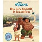 Moana - Meu Livro Gigante de Brincadeiras