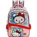 Mochila 16 Hello Kitty - Monica Hello Monica - 7922 - Artigo Escolar