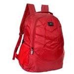 Mochila Adventeam Notebook Mj48324ad Vermelha Vermelho Bolsa Média