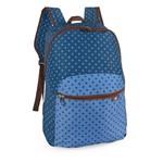 Mochila Adventuream Luxcel Poa Azul - 45543