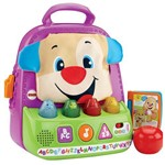 Mochila Animada do Cachorrinho Aprendendo a Brincar – Fisher Price CGV0