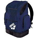 Mochila Arena Spiky 2 Backpack X-pivot - Preto/Azul Marinho