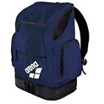 Mochila Arena Spiky 2 Backpack X-Pivot Preto e Azul Marinho