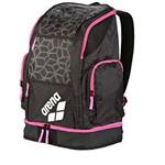 Mochila Arena Spiky 2 Backpack X-Pivot Preto e Rosa