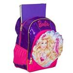 Mochila Barbie Sereia das Perolas Média 063317-00 - Sestini