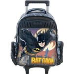 Mochila Batman Gothan Guardian Rodinhas 16 - Xeryus