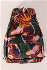 Mochila Cantão Est. Keiko - Multicolorido