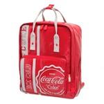 Mochila Coca Cola Collegiate - Pacific